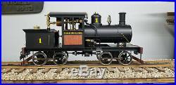 Regner Heisler Locomotive Live steam Kit 1/20 scale