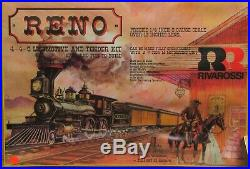 Rivarossi Reno V&TRR 4-4-0 General Steam Engine O-Scale/2-Rail KIT NOS