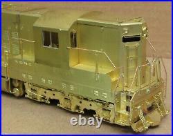 River Raisin Models EMD SD-9 Diesel Engine BRASS S-Scale