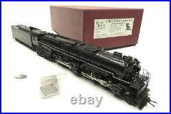 River Raisin OMI1657 C&O 2-6-6-6 Allegheny #1659 Brass Steam Locomotive, S Scale