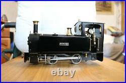 Roundhouse Millie Garden Railway Live Steam Locomotive 32mm 16mm Scale sm32