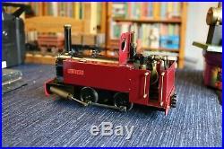 SM32 IP Engineering Jane Live Steam Locomotive Bertie 16mm Scale Meths Mamod