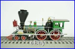 SMR Trains Dana Models O Scale Brass 4-4-0 WARR Yonah Steam Engine Set Damage
