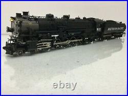 SUNSET 3rd Rail Brass SP 4-10-2 Steam Locomotive #5021 withTender O-Scale 2 Rail