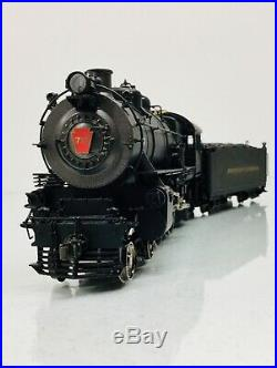SUNSET Brass O Scale 2-Rail Pennsylvania E-6s 4-4-2 Steam Engine #723 withTender
