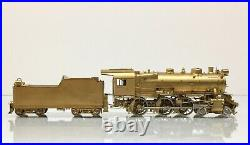 SUNSET Brass Pennsylvania G. 5 Class 4-6-0 Steam Engine withTender 2-Rail O-Scale