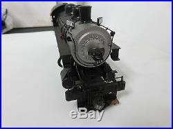 S Scale Brass UP Consolidation 2-8-0 SWM-S8 C-70 Train Engine Southwind Models