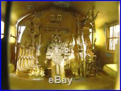 Samhongsa O scale RF&P 4-8-4 Statesman brass steam locomotive in original box