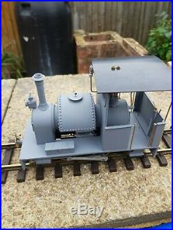 Sm32/16mm scale, sprite LOCOMOTIVE Narrow gauge, Garden railways, 32mm