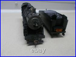 Spectrum Undecorated 2-8-0 Steam Locomotive With DCC & L & N Decals Ho Scale