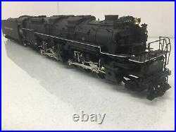 Sunset 3rd Rail Brass C&O Allegheny 2-6-6-6 Steam Engine withTender O-Scale 3-Rail
