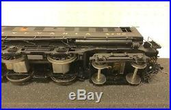 Sunset Models O Scale Brass 2 Rail PRR P5A Electric Locomotive Cab 4700 OB