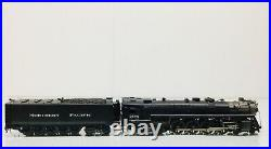 Sunset Northern Pacific 4-8-4 Steam Engine #2685 withTender 2 Rail O Scale Used
