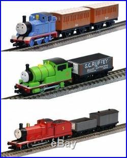 Tomix 93810 93811 93812 Thomas & Friends Thomas & Percy & James Set (N scale)