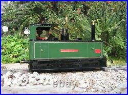 Tony Sant Finescale GVT Live Steam Locomotive SM32 Garden Railway 16mm Scale