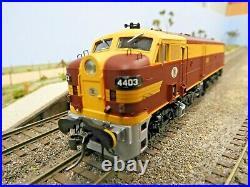 TrainOrama, 44 Class Locomotive, HO Scale, ORIGINAL INDIAN RED, 4403