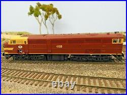 TrainOrama, 44 Class Locomotive, HO Scale, ORIGINAL INDIAN RED, 4455