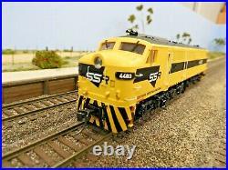 TrainOrama, 44 Class Locomotive, HO Scale, Southern Shorthaul Railroad, 4483