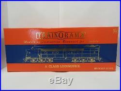 TrainOrama, West Coast Railway, S Class Locomotive, HO Scale, WC-S300