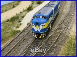 TrainOrama, West Coast Railway, S Class Locomotive, HO Scale, WC-S302