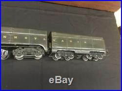 Triplex O scale Locomotive withTender Freelance Operating Model