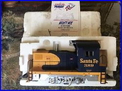 USA Trains 22057 Mighty Moe 20 Ton Santa Fe Diesel locomotive G Scale