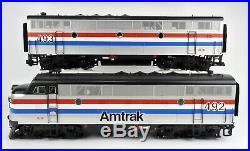 USA Trains G Scale 22263 Amtrak F3 A/b Diesel Engine Set