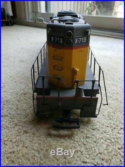 USA Trains G Scale Union Pacific #718 EMD GP7 & GP9 Diesel Locomotive