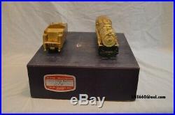 US Hobbies brass 2-rail O scale Pennsylvania railroad C-1 0-8-0 Locomotive