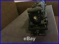 U. S. Hobbies, New York Central, 2-8-2, Mikado O scale 2 rail locomotive