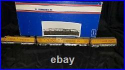 Union Pacific Coal Turbine #80 HO Scale Brass Locomotive