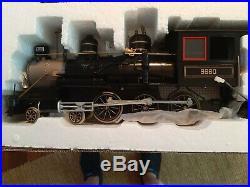 Vintage Bachmann Big Hauler G Scale Electric Train Set Locomotive PRR