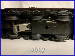 WEAVER PENNSYLVANIA E8 DIESEL ENGINE With LIONEL TYPE COUPLER! O SCALE TRAIN PRR