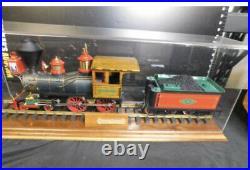 Walt Disney, Lilly Belle G-Scale Locomotive, Limited Edition of 1500, Hartland