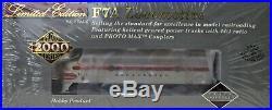 Walthers Proto 2000 920-40610 F7a & F7b Locomotive Cb&q #169b Ho Scale New