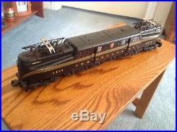 Weaver O Scale 3 Rail Brass Brunswick Green GG-1 Locomotive