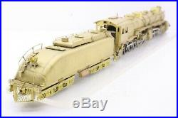 Westside Model Brass HO Scale A. T. & S. F. 2-10-10-2 Steam Locomotive and Tender