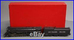 Westside Model Co. HO Scale BRASS Southern Pacific GS-6 4-8-4 Steam Locomotive#4