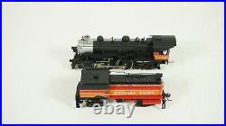 Westside Model HO Scale Brass Southern Pacific A-6 4-4-2 Steam Engine and Tender