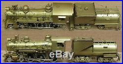Westside SP/Southern Pacific T-1 4-6-0 Steam Engine HO-Scale BRASS