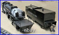 Williams CE 7002 (Sam) Brass AC12 SP Cab Forward Steam Engine O-Scale QSI 3-Rail