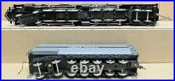 Williams CE 8000 (Sam) Brass 4-6-6-4 UP Challenger Steam Engine O-Scale 2-Rail