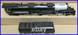 Williams CE 8001 (Sam) Brass 4-8-8-4 UP Big Boy Steam Engine O-Scale 2-Rail LN