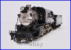 Williams O Scale Lackawanna 5016 Camelback Steam Locomotive